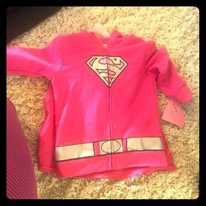 Other - Superwoman Jacket Size 6-9months